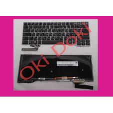 Клавиатура для ноутбука Fujitsu E733 E734 E743 E744 E546 E547 E544 E736  с подсветкой