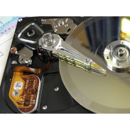 Жёсткий диск HDD, SSD для ноутбука.